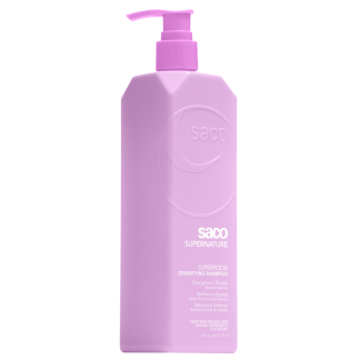 Saco Densifying shampoo at Kg Hair Salon